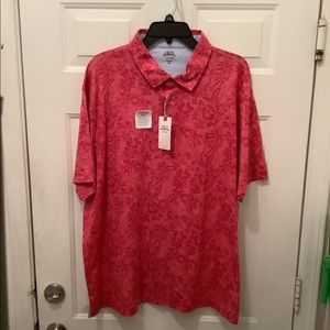 Men's IZOD polo shirt size XXL